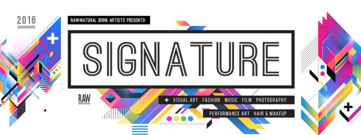 signature header